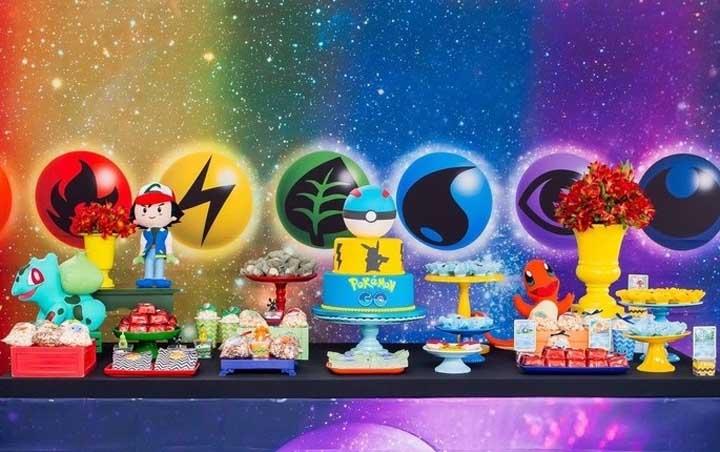 Festa Pokémon: personagens, como fazer e 40 fotos de decoração