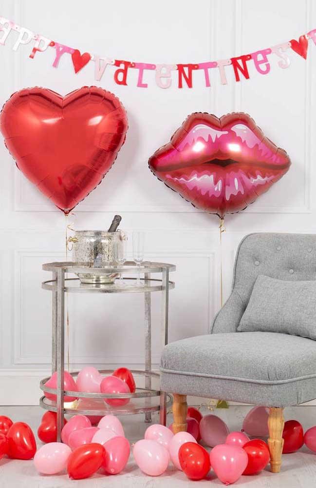 Beijos e corações!