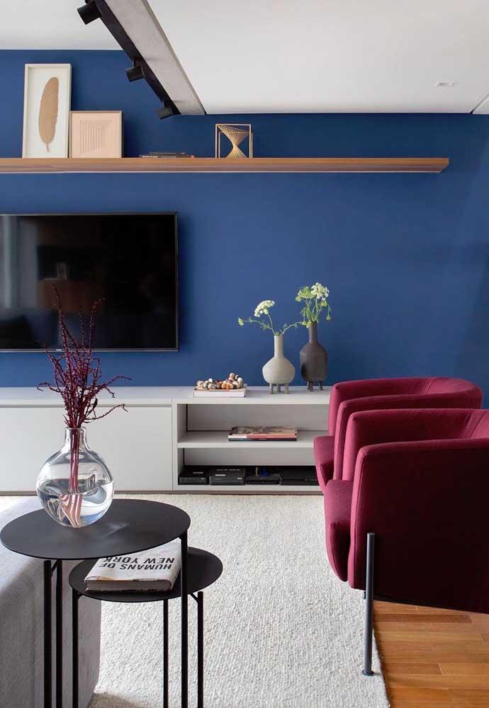 Cor Pantone 2020: azul clássico