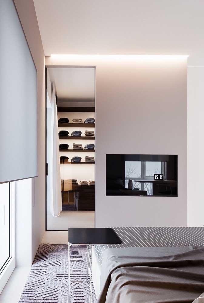 Moderno e minimalista!