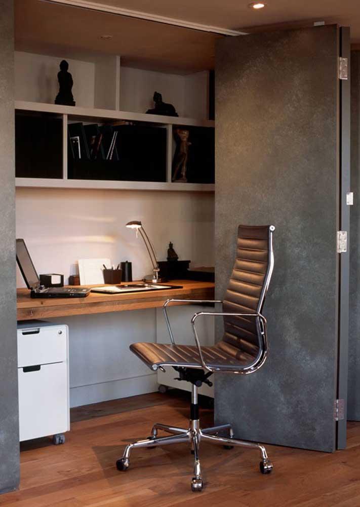 Conforto e ergonomia com uma cadeira especial para o escritório