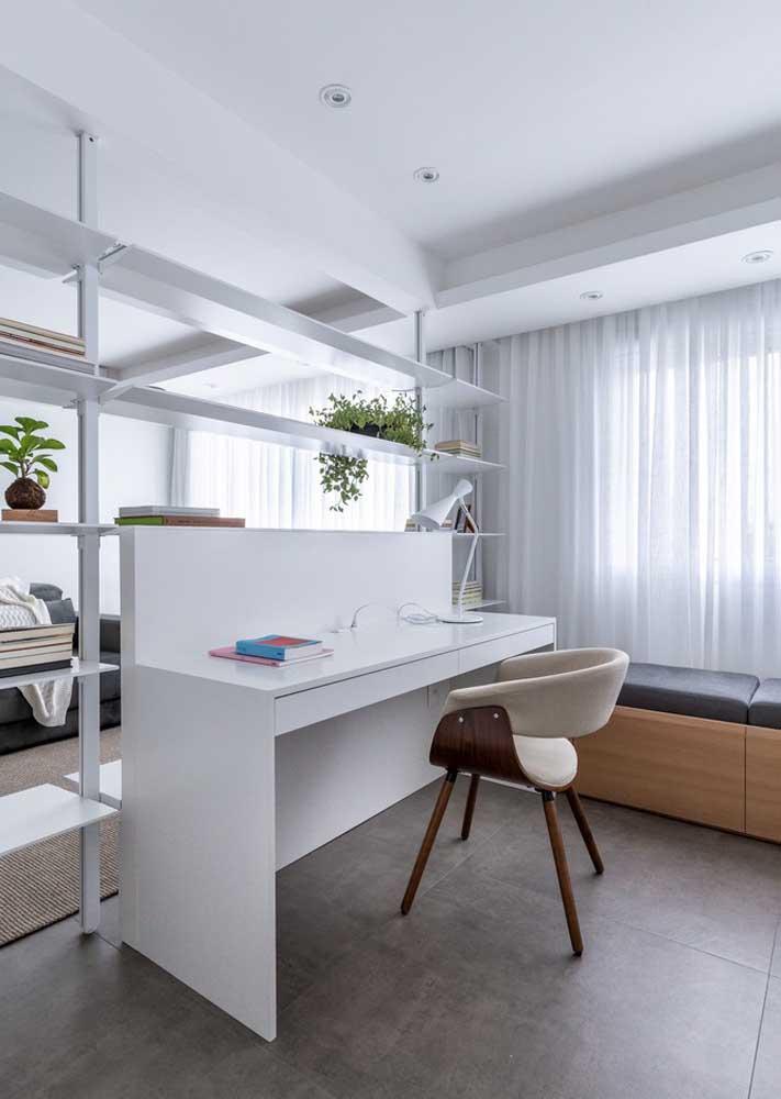 Móveis funcionais são a melhor aposta para o escritório em casa