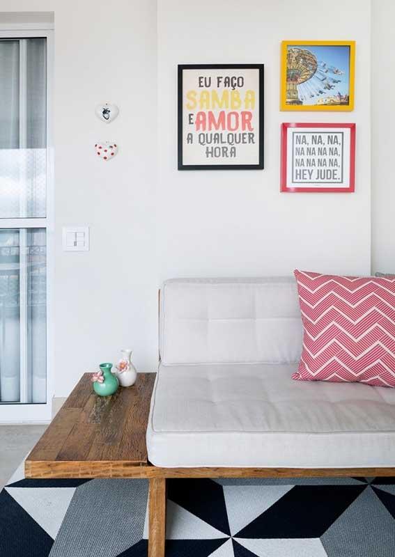 Sofá de canto para varanda: cabe todo mundo!