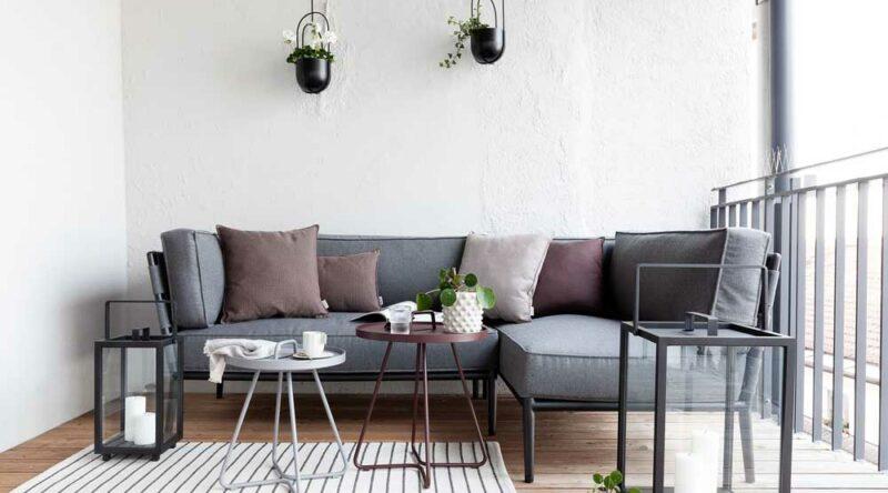 Sofá para varanda: veja fotos, dicas e como escolher o seu