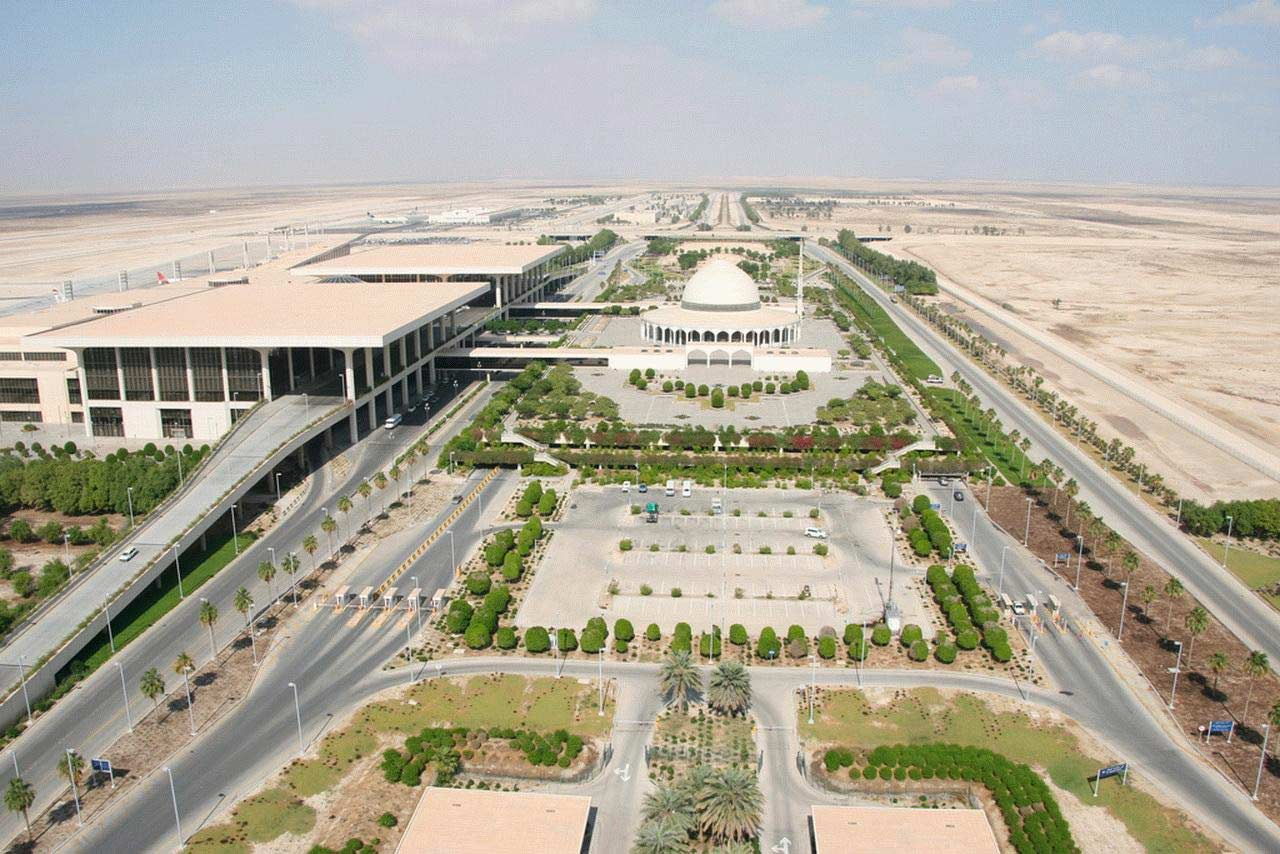 Aeroporto Internacional Arábia Saudita