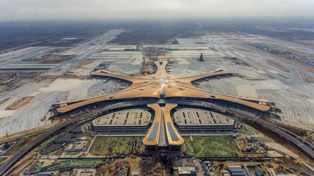 Aeroporto Internacional de Beijing Daxing