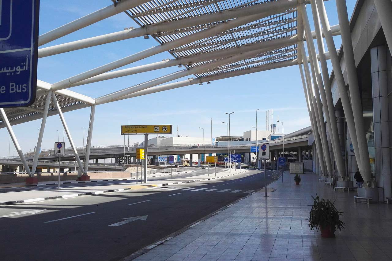 Aeroporto Internacional Cairo Egito