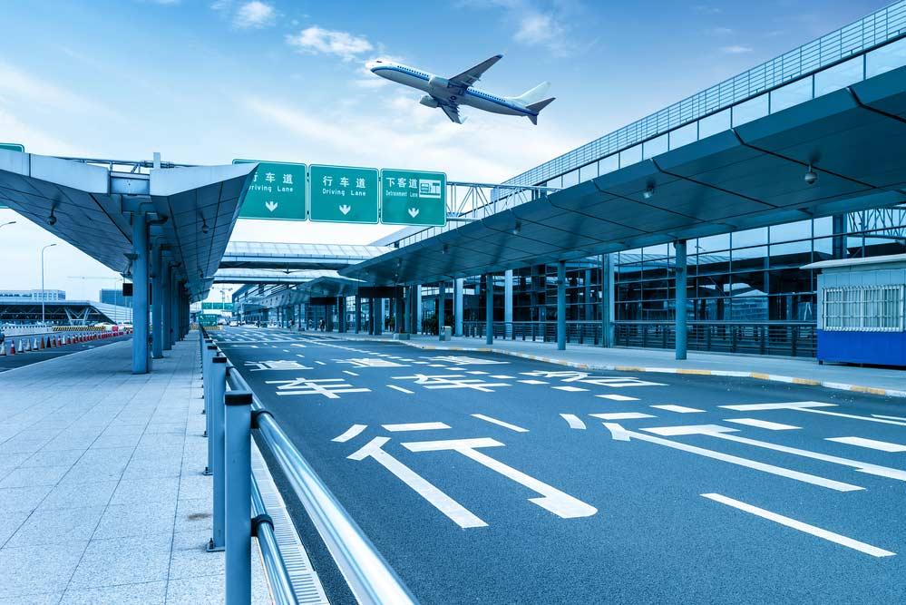 Aeroporto Internacional Shanghai Pudong