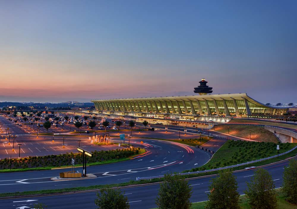 Aeroporto Internacional Washington Dulles