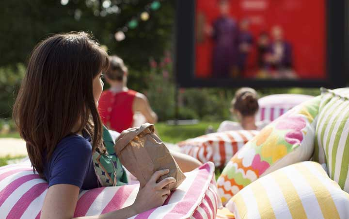 Festa cinema: dicas essenciais para organizar e decorar com fotos incríveis