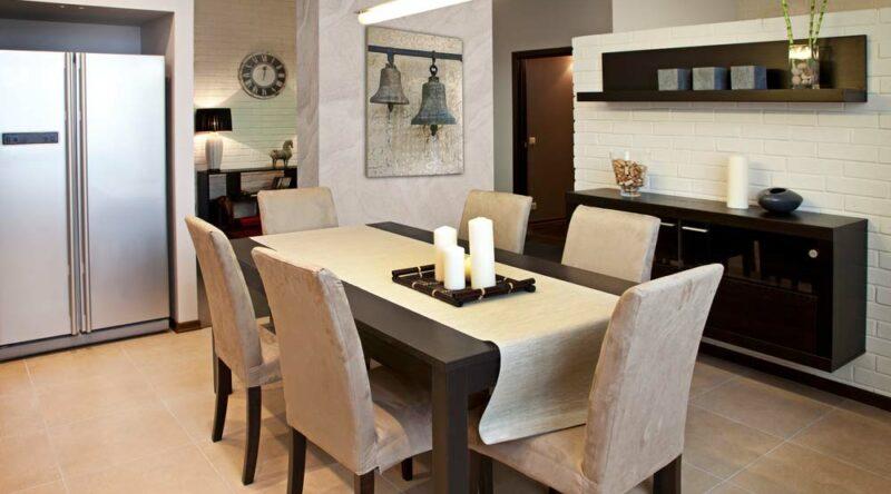 Altura de mesa: veja qual é a ideal para cada tipo e ambiente