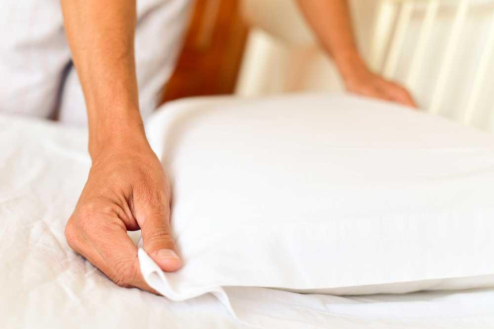 8 benefícios de arrumar a cama todos os dias
