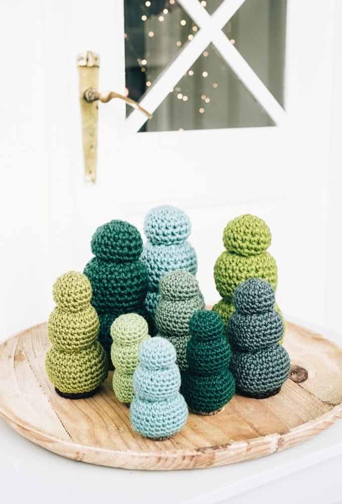 É amante do crochê? Que tal usá-lo na decoração da sua casa?