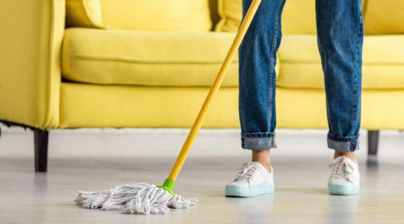 Conheça 9 hábitos diários que ajudam na limpeza da casa