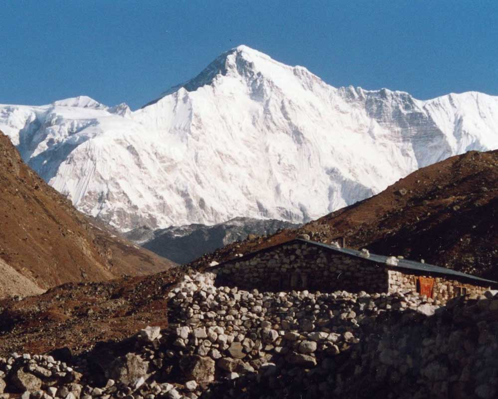 Cho Oyo – Nepal / China