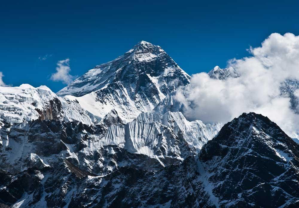 Monte Everest – Nepal / China