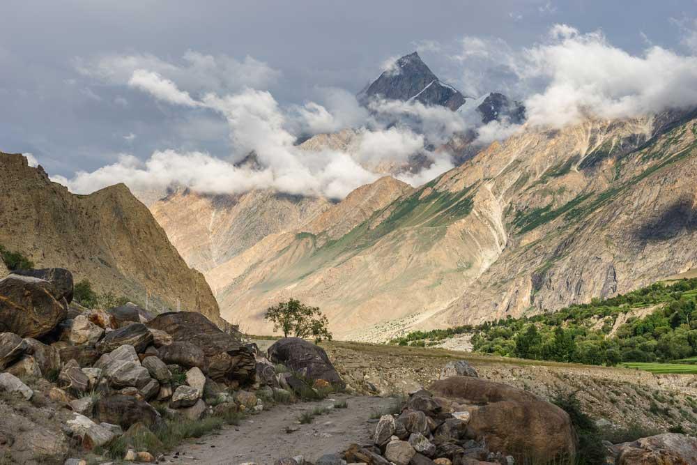 K2 – Paquistão / China