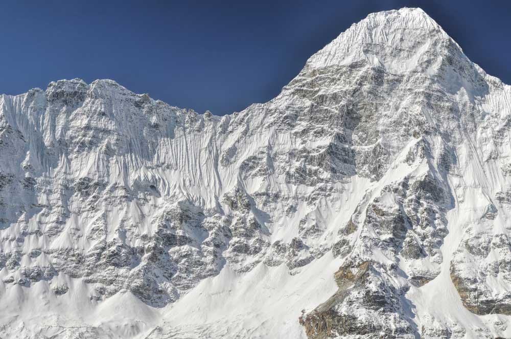 Kangchenjunga – Nepal / Índia