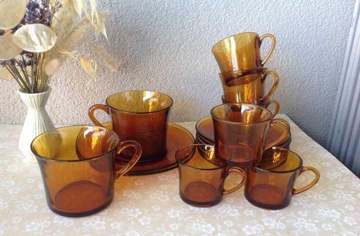Conjunto de xícaras Duralex