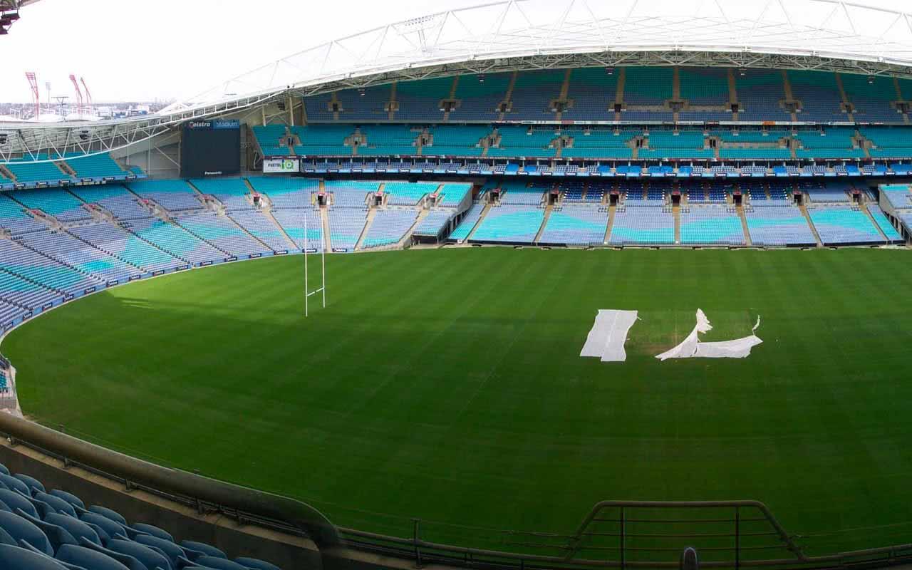 12º - ANZ Stadium – Sydney (Australia)