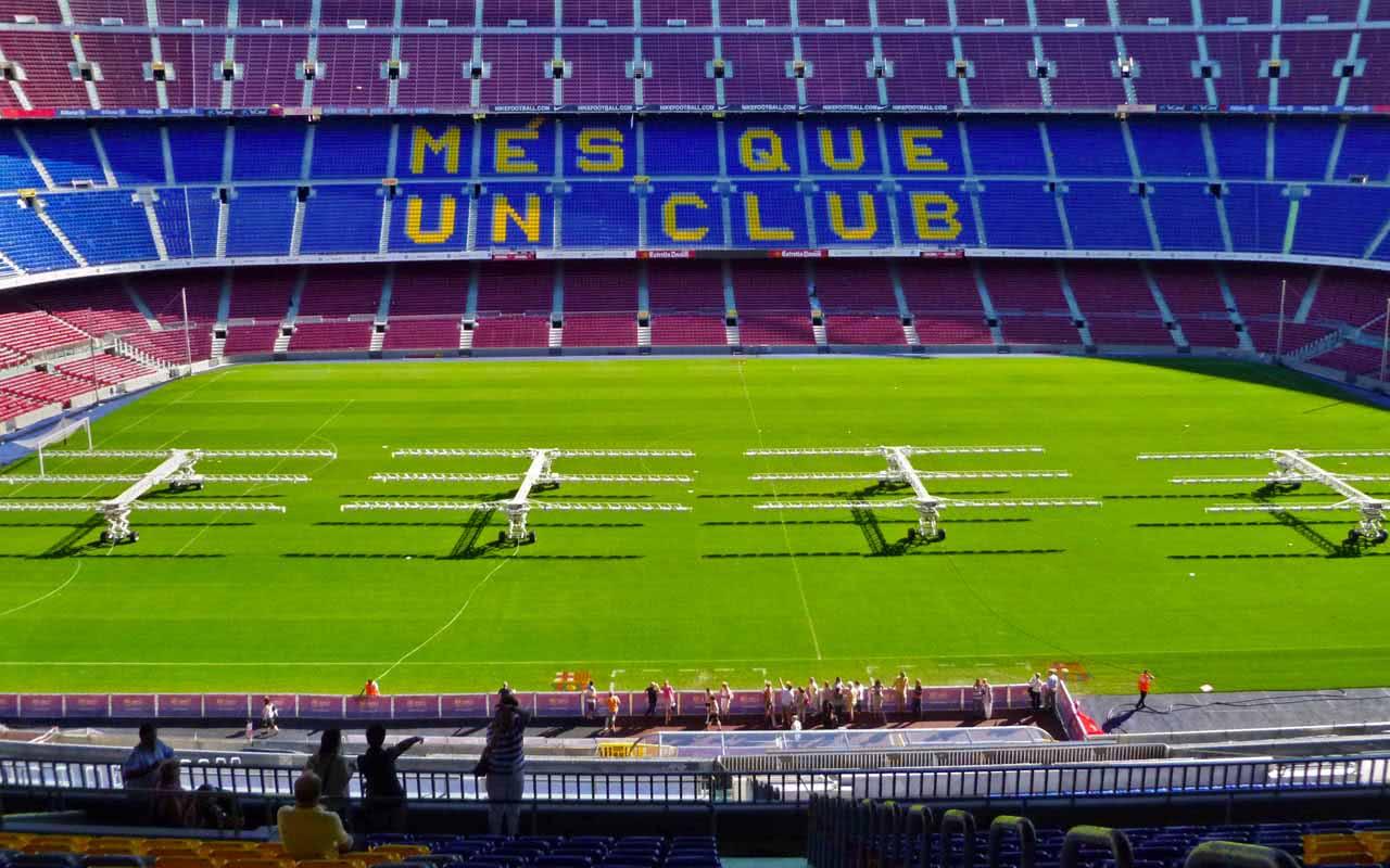 04º - Camp Nou – Barcelona (Espanha)