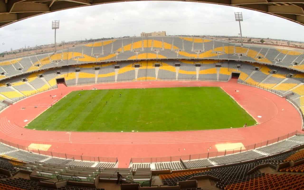10º - Estádio Borg el Arab – Alexandria (Egito)