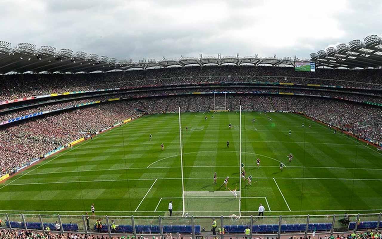 14º - Croke Park – Dublin (Irlanda)