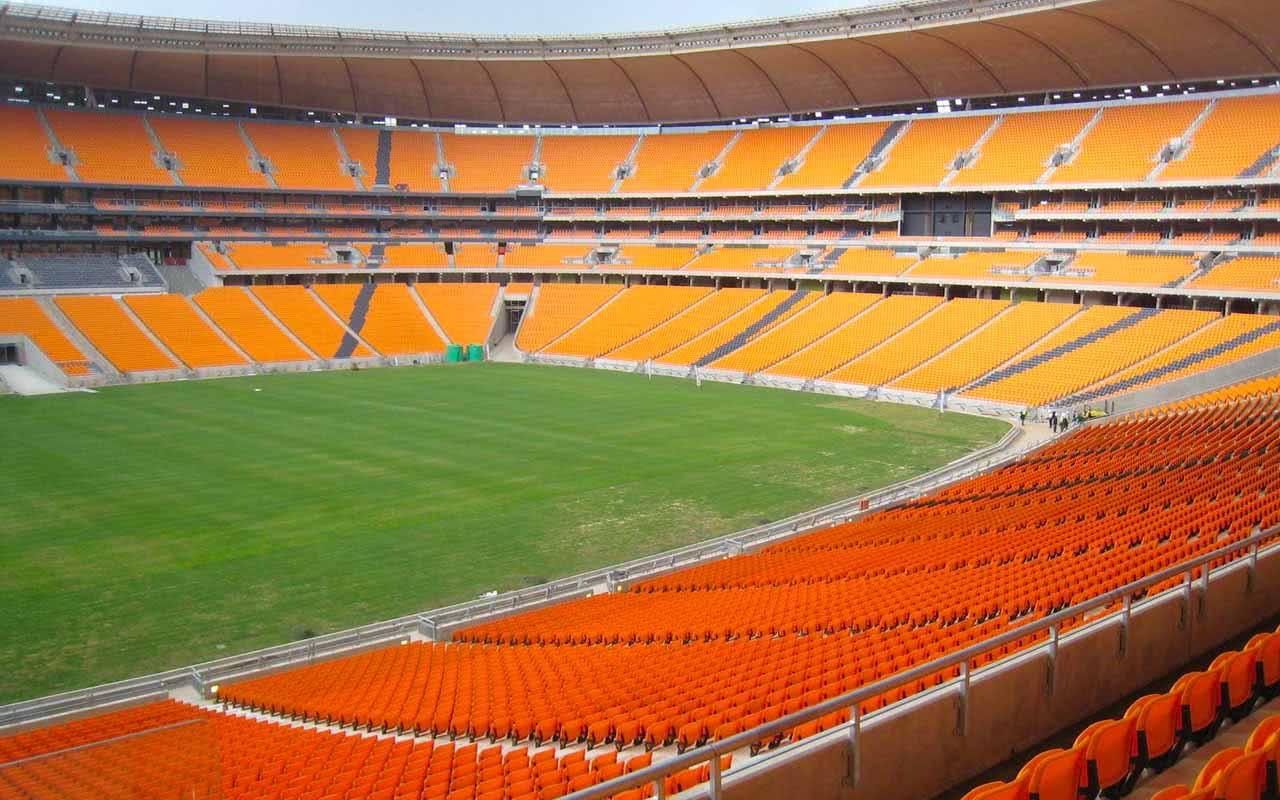 05º - FNB Stadium – Joanesburgo (África do Sul)