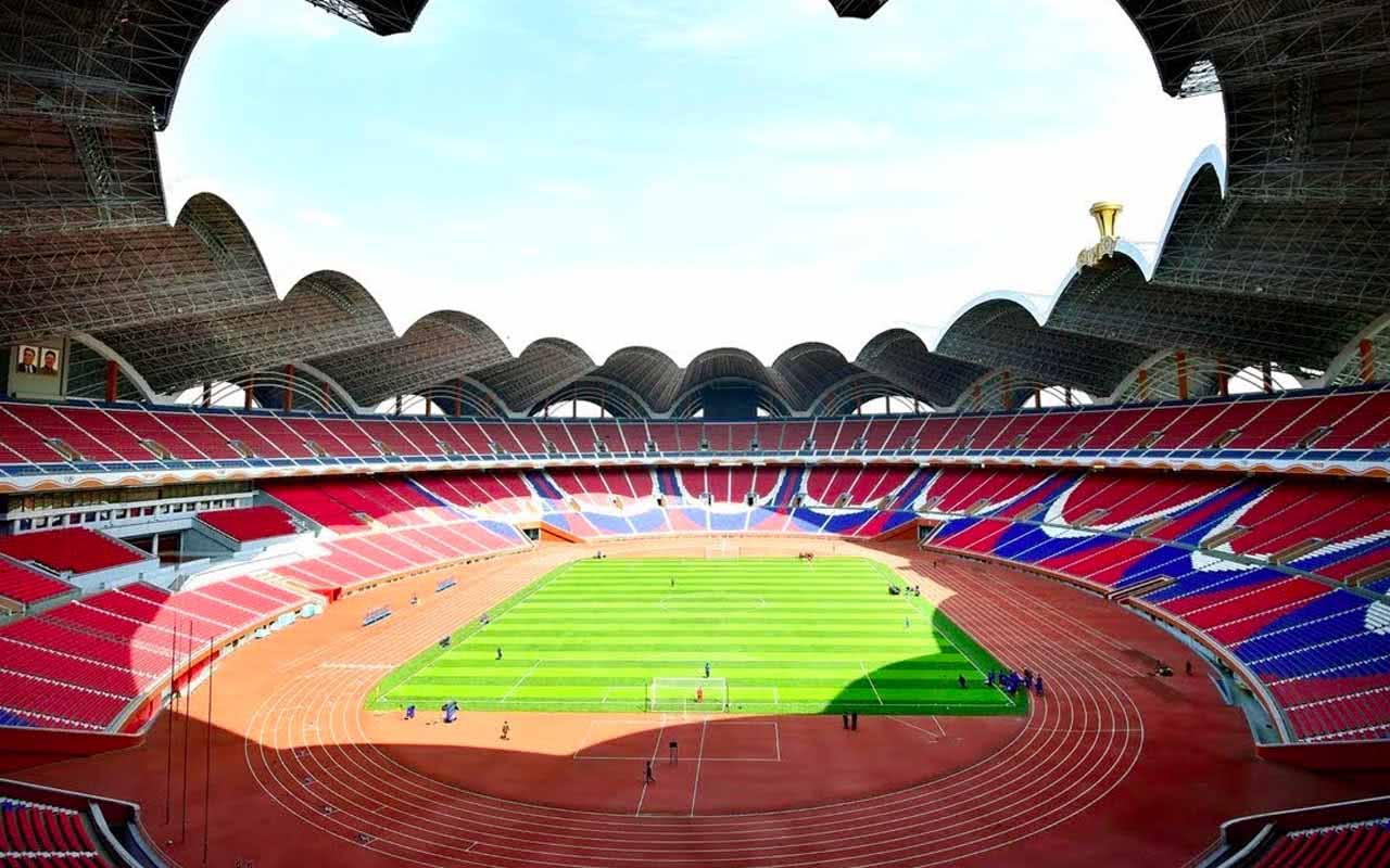 01º - Estádio Rungrado Primeiro de Maio – Pyongyang (Coréia do Norte)