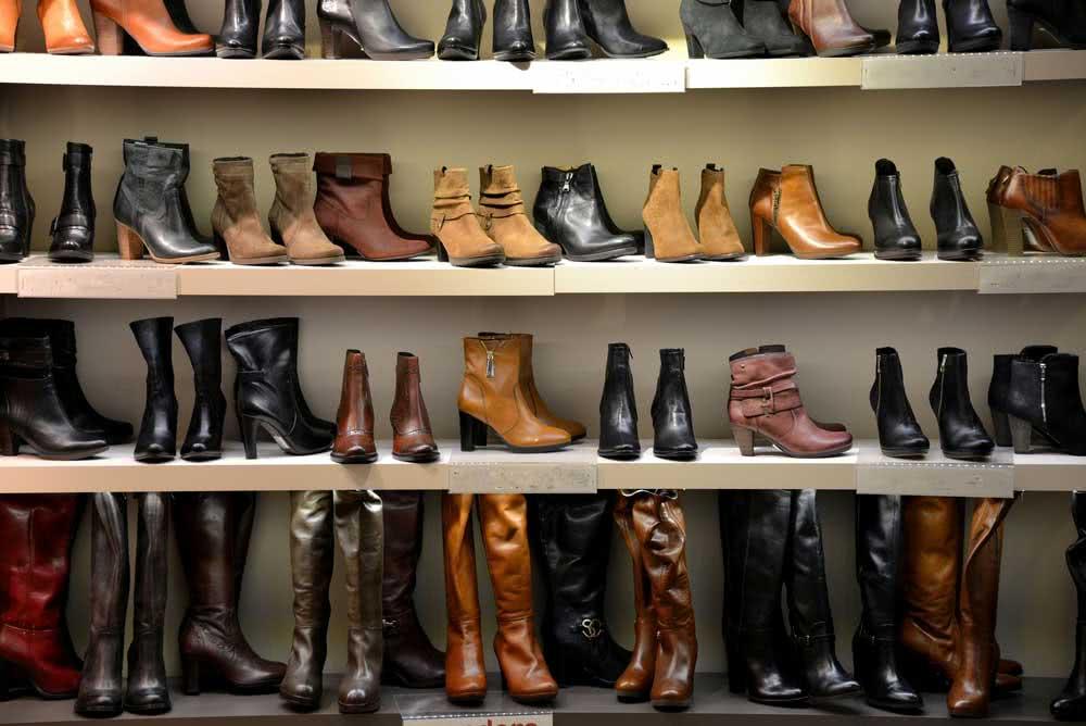Guarde roupas e sapatos