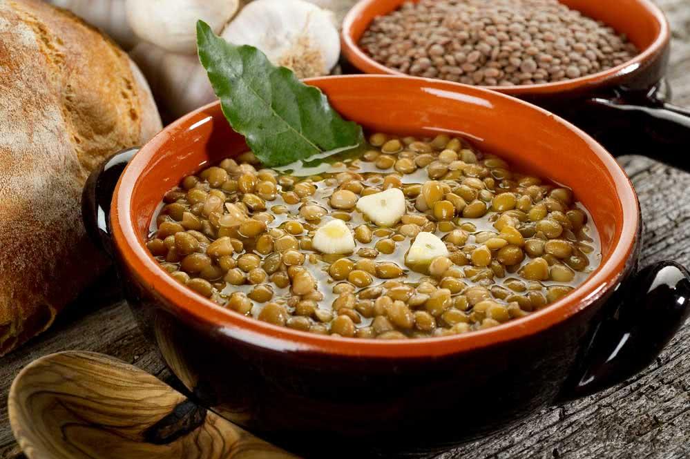 Como cozinhar lentilha