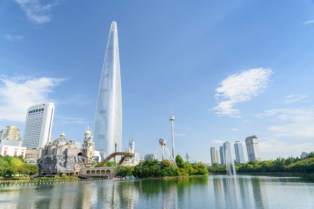Lotte World Tower (Coréia do Sul)