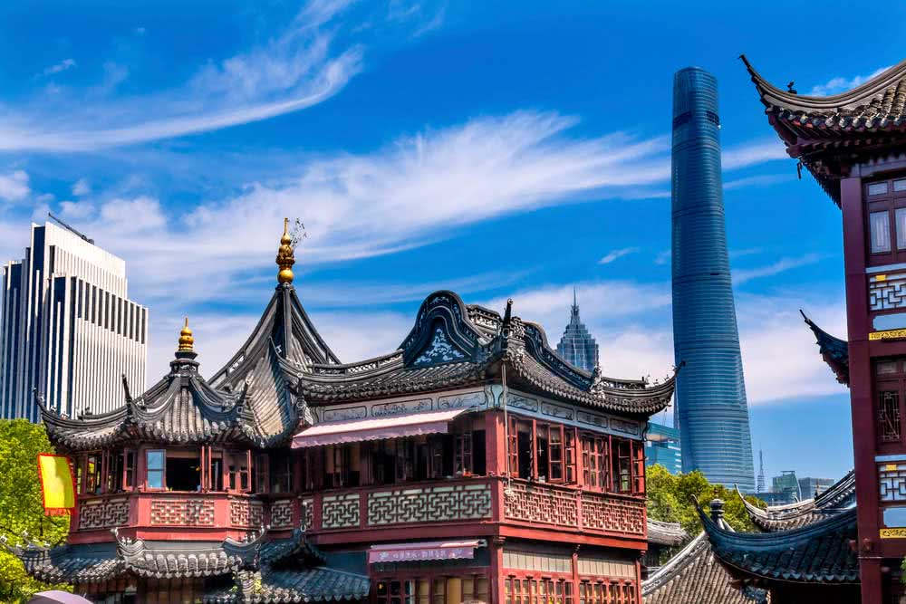 Shanghai Tower (China)