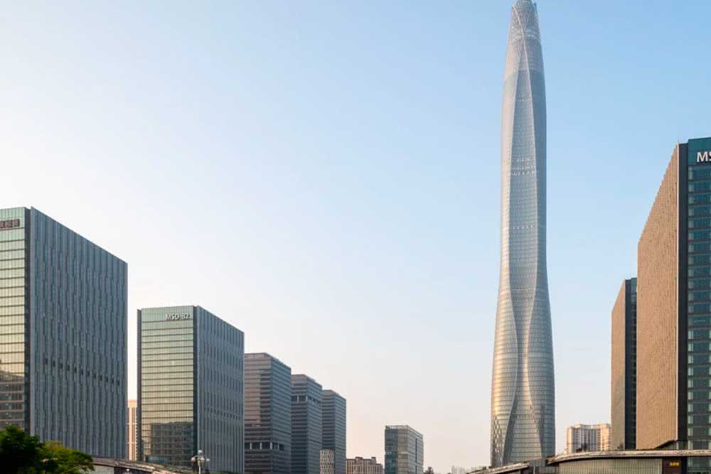 Tianjin CTF Finance Center (China)