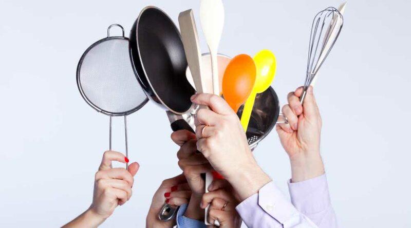 Lista de utensílios de cozinha: veja as principais dicas para montar a sua lista