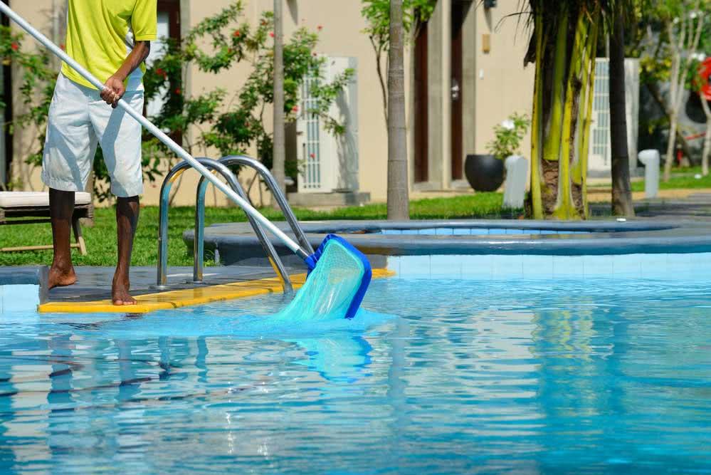 Aparelhos e acessórios para piscina