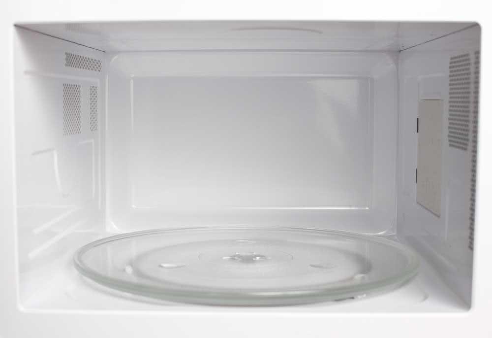 Esterilizar vidro no microondas