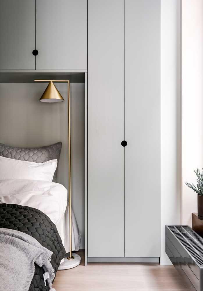 Clean, moderno e minimalista