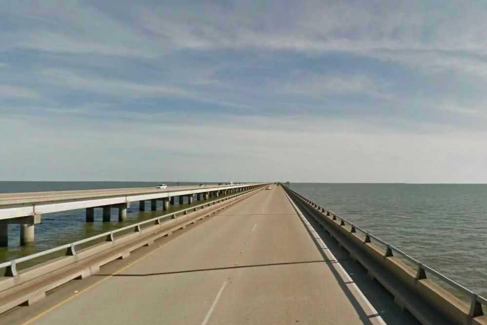 Maiores pontes do mundo Lake