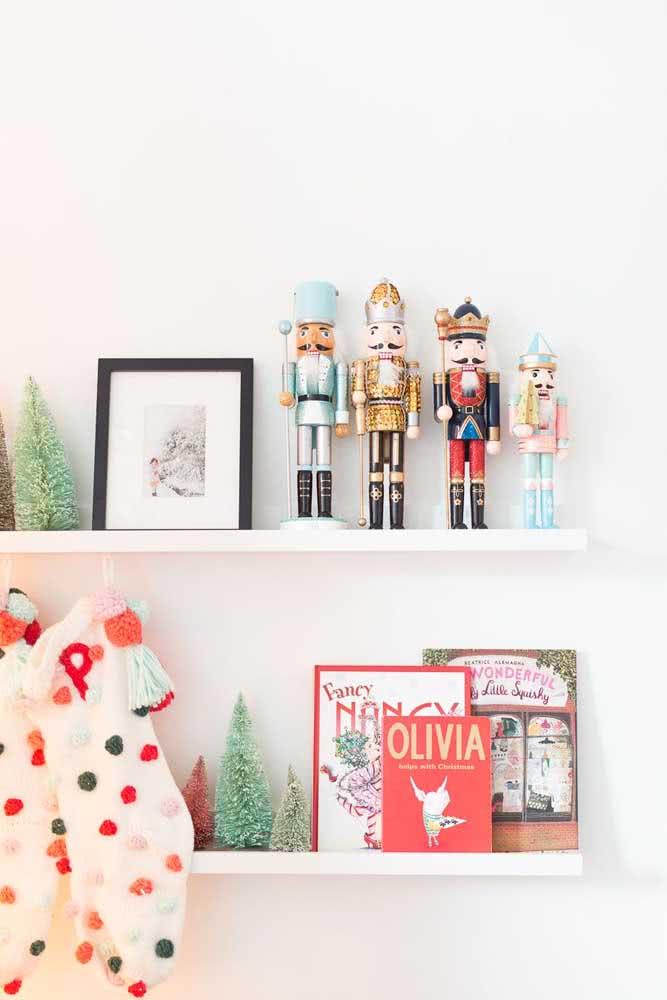Um toque de ludicidade na decoração de natal