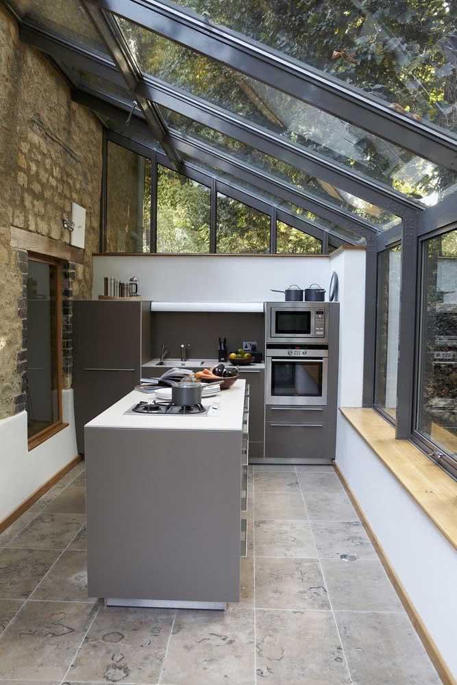 Os eletrodomésticos da área gourmet devem ser planejados de acordo com a necessidade do espaço