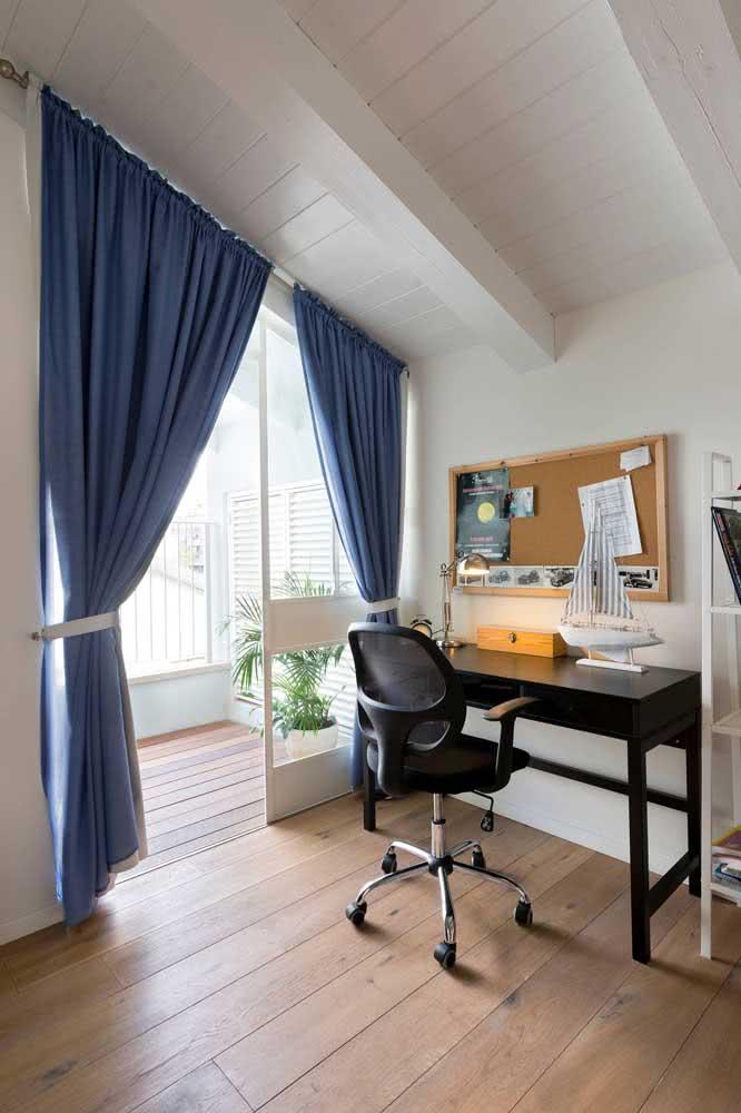 Cadeira para home office secretária: um pouco mais simples, mas ainda assim ergonômica e funcional
