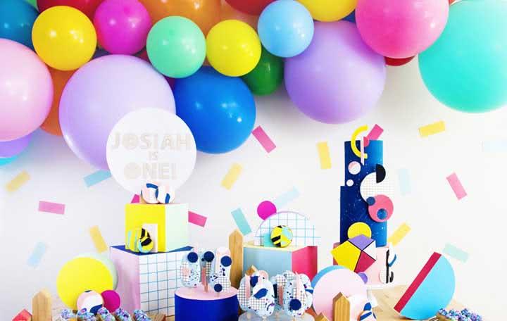 Temas de festa infantil: veja quais são os principais e fotos para se inspirar