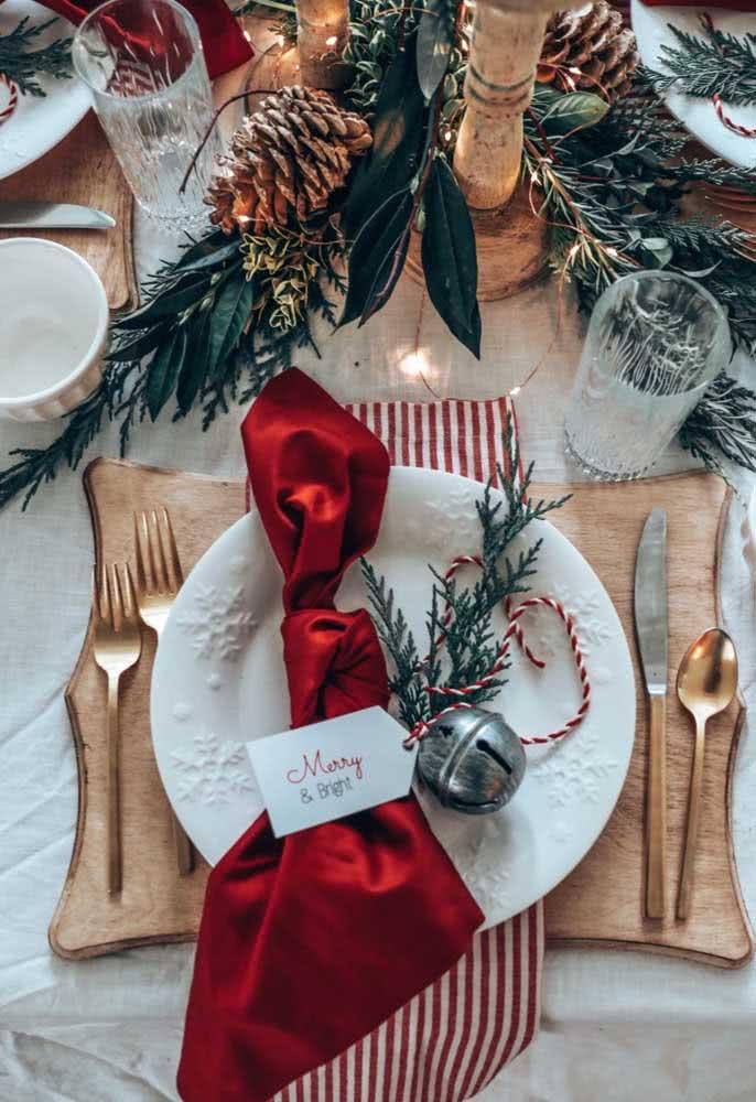 Festão para quem não abre mão da tradição natalina