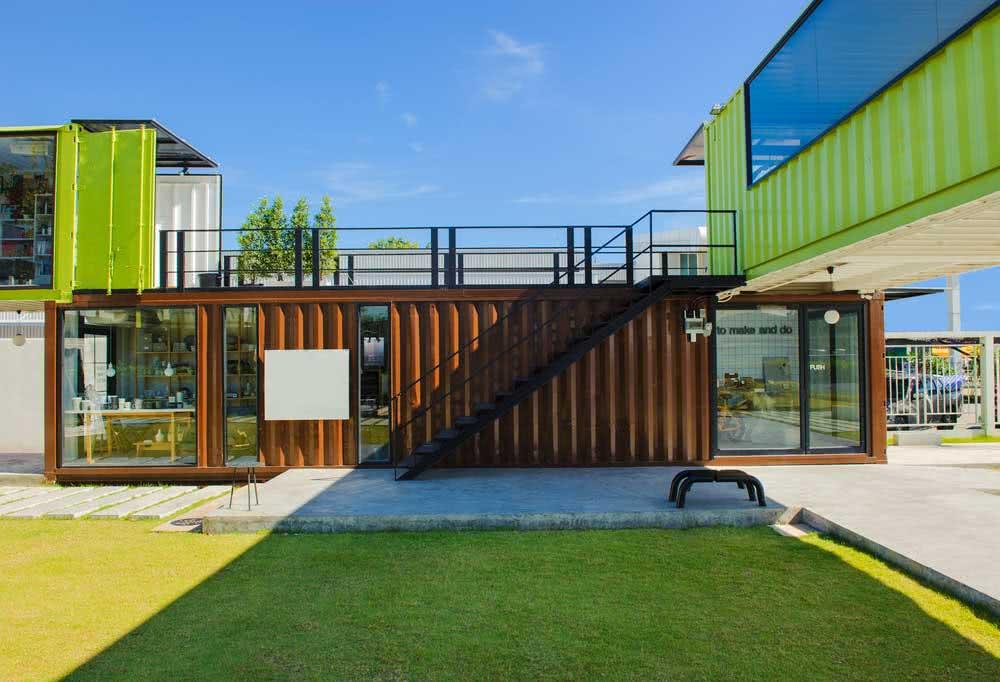 Exemplos e projetos de casa sustentável