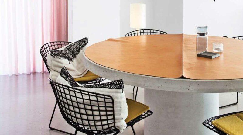 Cadeira Bertoia: veja como escolher, dicas e fotos de decoração