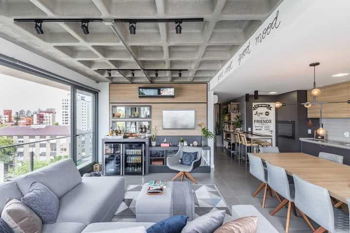 Churrasqueira para apartamento: como escolher, tipos, dicas e fotos com modelos