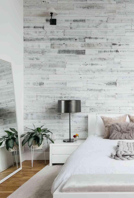 Uma proposta rústica para os amantes da decoração minimalista e escandinava