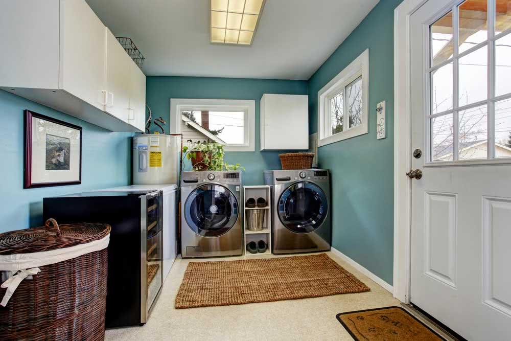 Itens para lavanderia