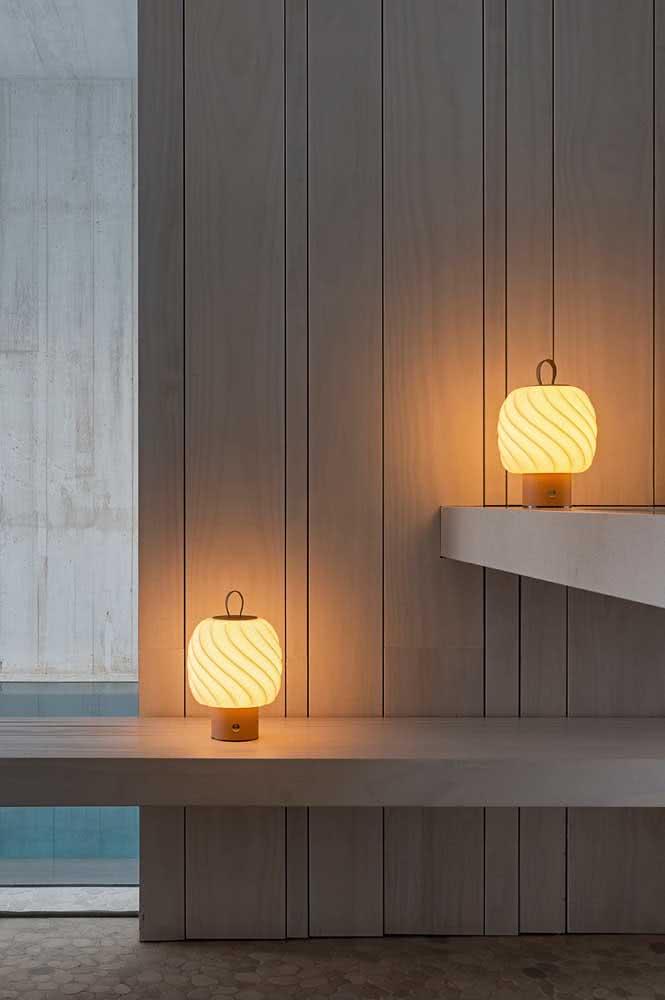 Mini lanternas japonesas para criar um efeito de luz incrível!